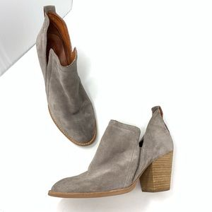 Jeffrey Campbell Rosalee Booties Size 10